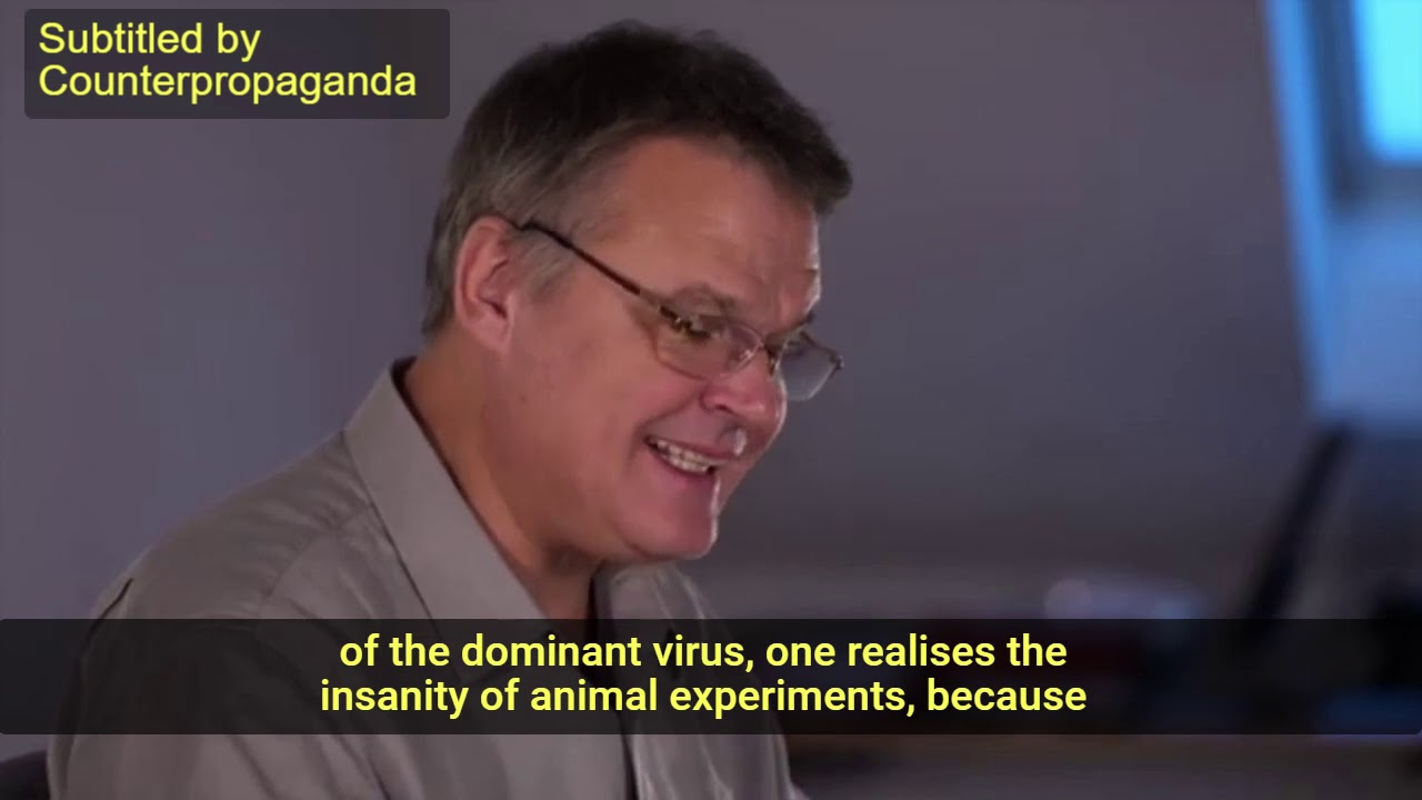 Dr Stefan Lanka - Virus and PCR - Part One