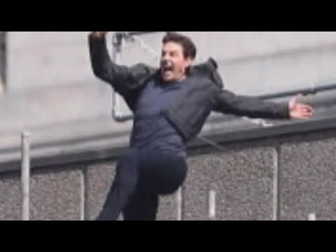 Download Youtube: See Tom Cruise's Stunt Go Wrong on 'Mission Impossible' Set