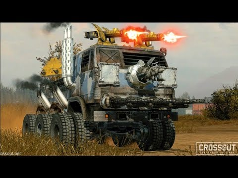 CRAFT.RIDE.DESTROY Cross Out Online FREE to Play PC! GAME IS FUN!!!