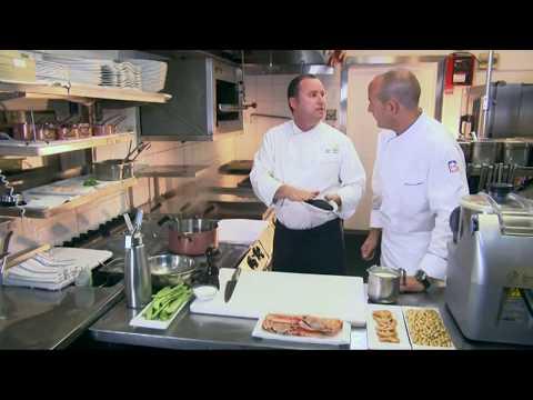 "Cuisine Culture™ Presents Chef ""Yoram Nitzam"", Israel"