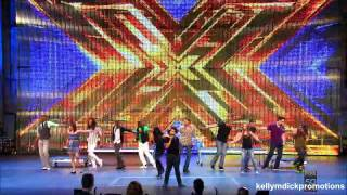 Rachel Crow - The X Factor U.S. - Group 7- Bootcamp Day 2