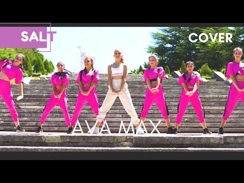 Efi Gjika - Salt [ Ava Max cover song ]