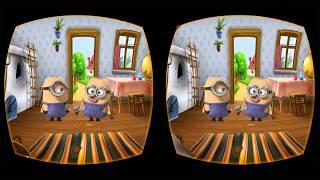 VR Minions Virtual Reality