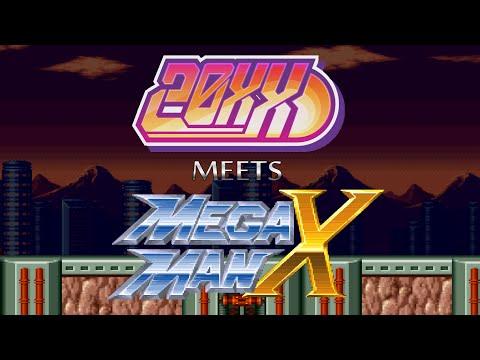 20XX with Mega Man X Music