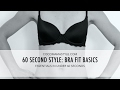 60 second style: How to check your bra fit