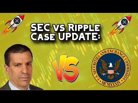 SEC vs Ripple (XRP) Charles Gasparino Interview! Bitcoin (BTC) + Cardano + Cryptocurrency News!
