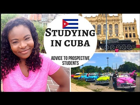 Studying in Cuba- My experiences & advice