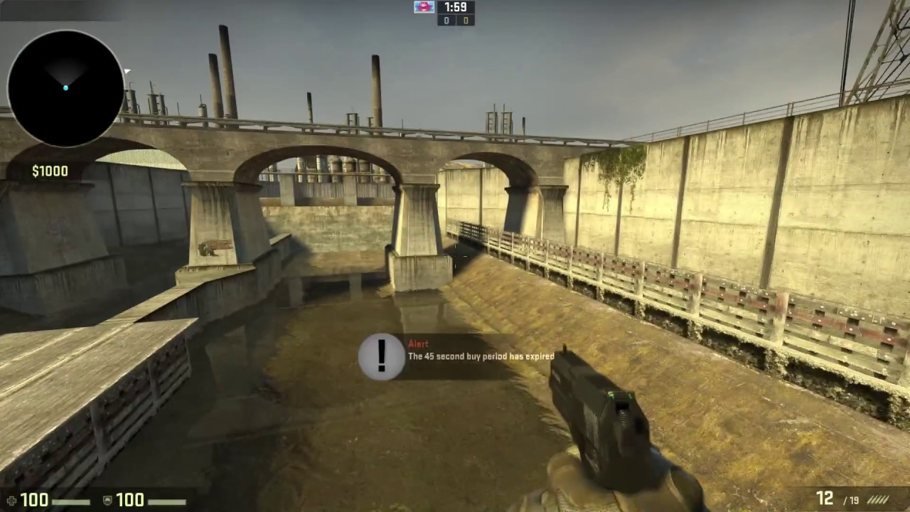 Source Mounting Half Life 2 Mounted Onto Counter Strike Global Offensive