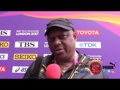 London 2017 | Team Jamaica is ready says head coach Wilson