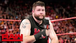 Kevin Owens quits WWE: Raw, Aug. 27, 2018