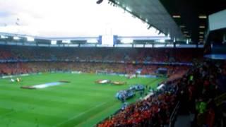EK Zwitserland Nederland-Roemenie entree