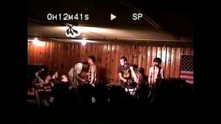 Down in Flames Last Show w/ Think I Care, XFilesX, Scarlet Letter, JBA M&M Hall NJ 8/23/02