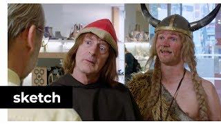 Igor en Robin gaan schoenen kopen | Igor en Robin | Het Klokhuis