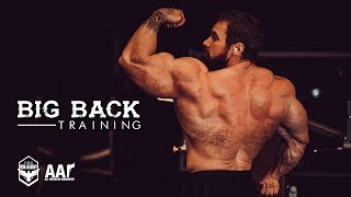 Big Back Training with Seth Feroce