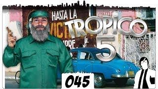 Tropico 5 #045 - Russen gehen fremd mit Rum | Tropico 5 German Gameplay