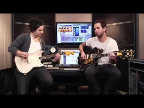 Let Us Adore Guitar Tutorial - YouTube