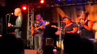 Rahsaan Patterson - Spend the night @ New Morning 25-09-12