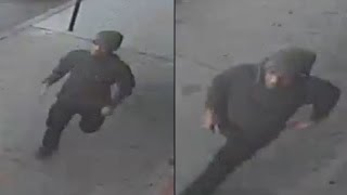 Police search for man seen running from deadly Christmas Eve shooting