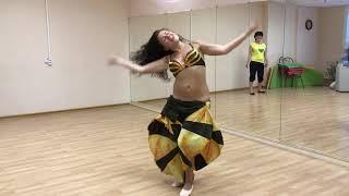 Импровизация, раскрепощение и развитие сексуальности в танце. Онлайн школа танцев живота и цыганочки