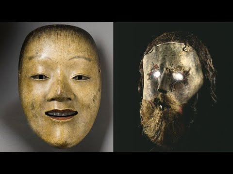 15 Most Unsettling Masks from History!