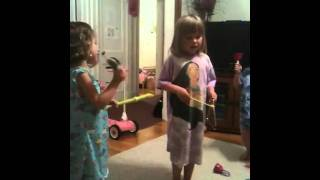 The potty concert
