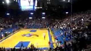 Allen Fieldhouse Reaction to Chalmers 3 point shot thumbnail