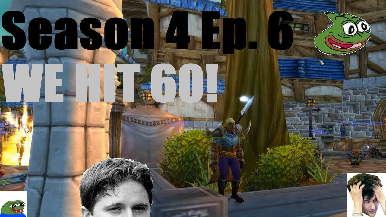 Download WE HIT 60! (Season 4 Ep. 6) (WoW: Project Ascension: Draft)