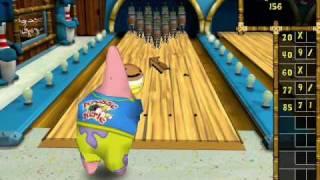 Spongebob Schwammkopf Schlacht um Bikini Bottom Bowling