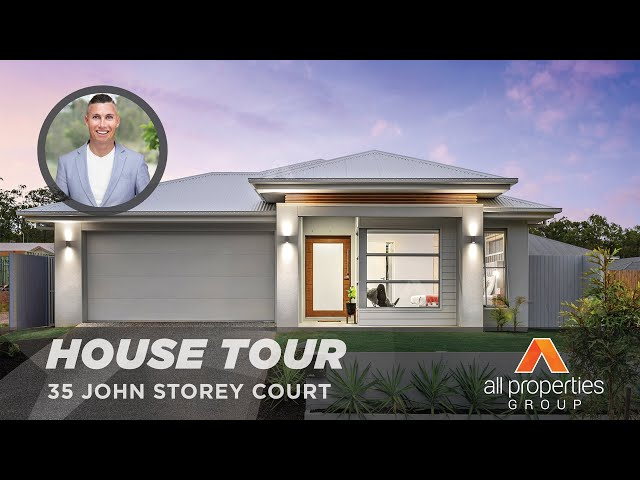 35 John Storey Court, Regents Park | House Tour | Chris Gilmour