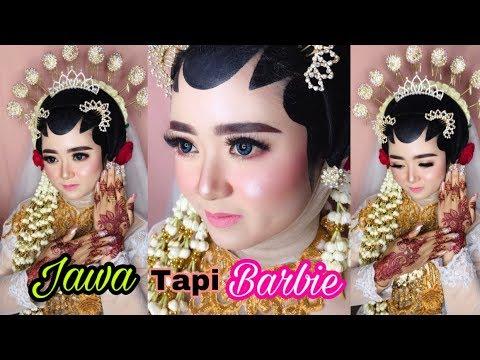 Tutorial Makeup Akad Adat Jawa Solo Putri Modern Vlogjobwedding15