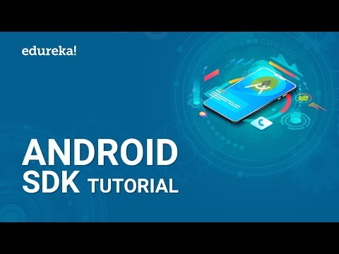 Android SDK Tutorial | How To Setup Android SDK? | Android Development Training | Edureka