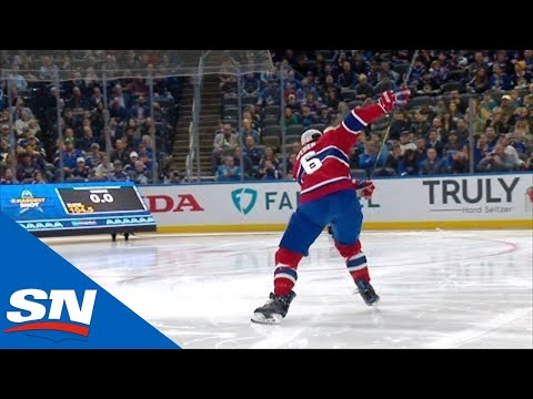 2020 NHL All-Star Skills Competition: Hardest Shot
