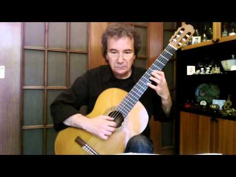 Un mondo d'amore (Classical Guitar Arrangement by Giuseppe Torrisi)