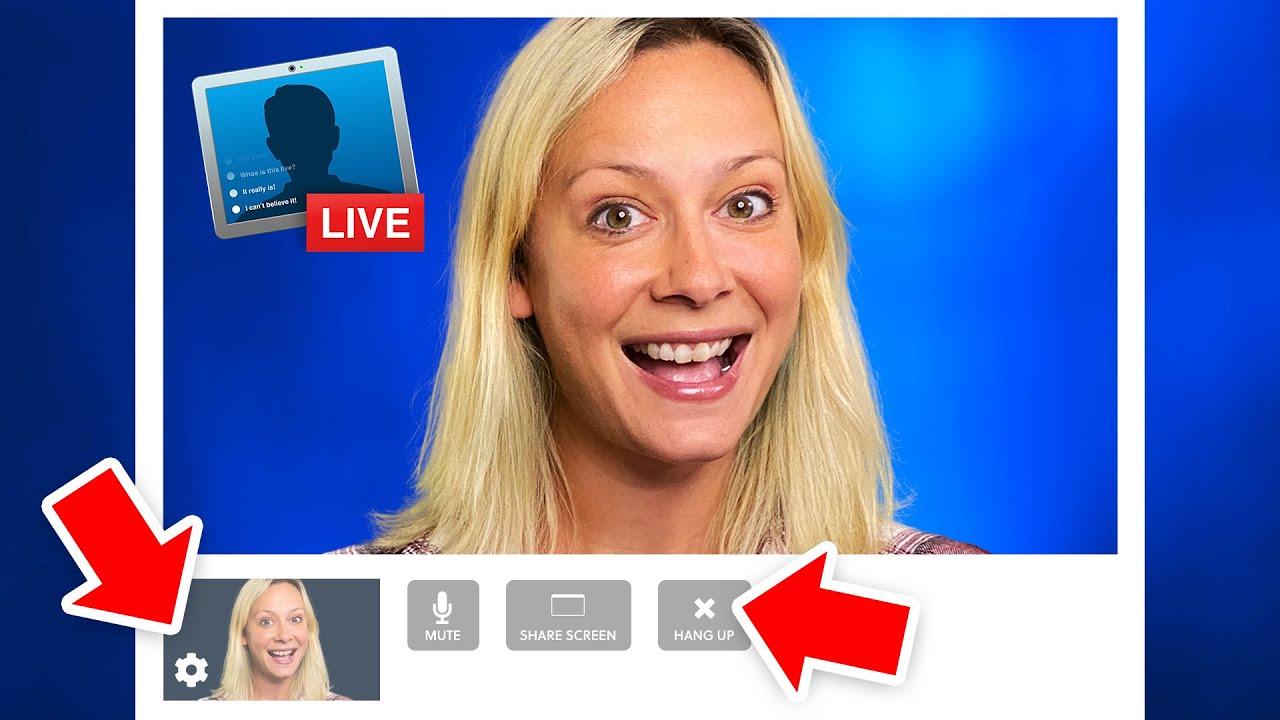 Ecamm Interview's Guest Interface: Super Simple!