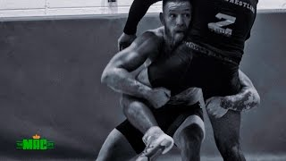 Download MP4 Videos - Conor McGregor wrestling before UFC 205: The Mac Life day 3