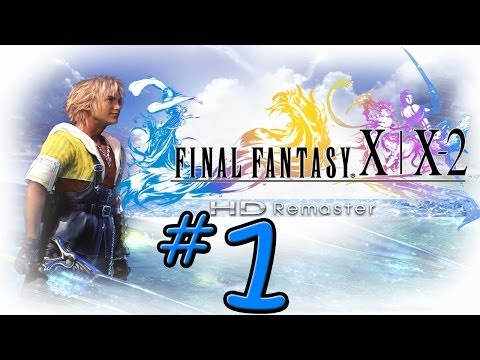 """Final Fantasy X HD Remaster - Part 1 - We called it """"Sin"""" (PS3)"""