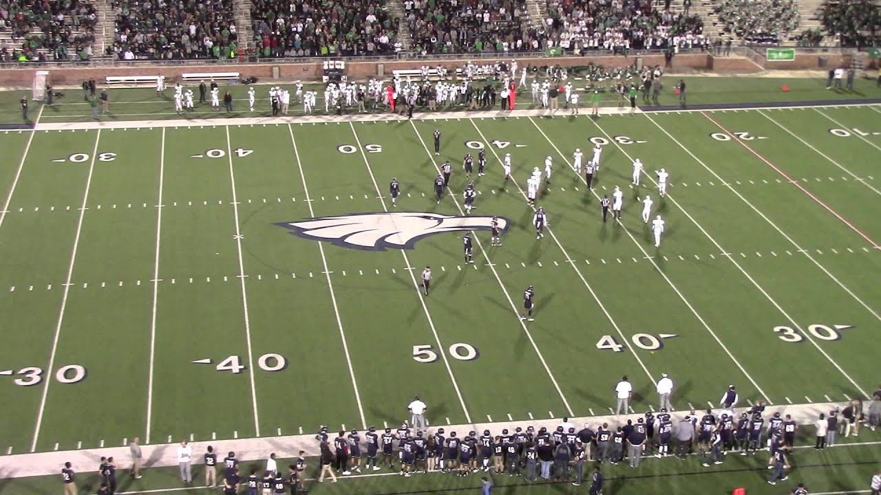Game 15 Lake Dallas Falcons Vs Frisco Lone Star Rangers 2015