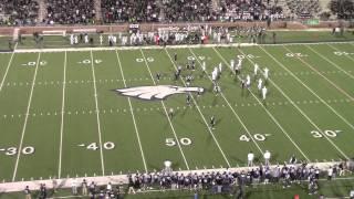Game 15 - Lake Dallas Falcons vs Frisco Lone Star Rangers - 2015 - Part 1