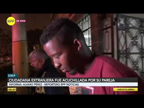 HOMBRE APUÑALO A SU PAREJA CUANDO ELLA INTENTO ACABAR CON LA RELACION