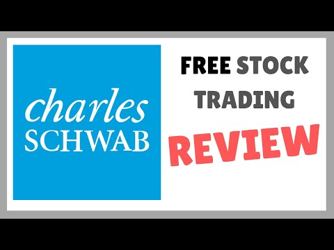 Charles Schwab Investing Review (2019):  The TRUTH Behind Free Stock Trading