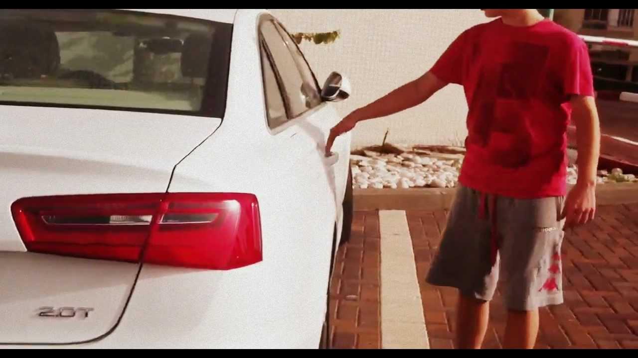 2012 Audi A6 Keyless Entry Demonstration