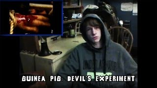 """Guinea Pig: Devil's Experiment"" (1985) Movie Review"