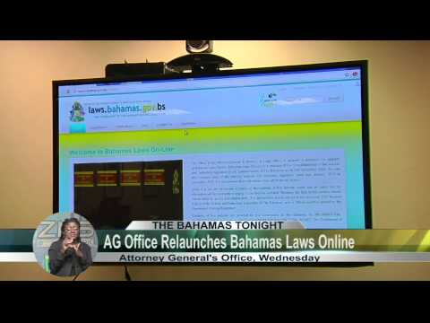 Bahamas Laws Online Gets Upgrade