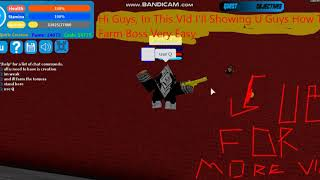 ROBLOX | How To Kill Tomura And Other Bosses?? | Boku No Roblox