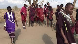 Dans masai langa Mikumi
