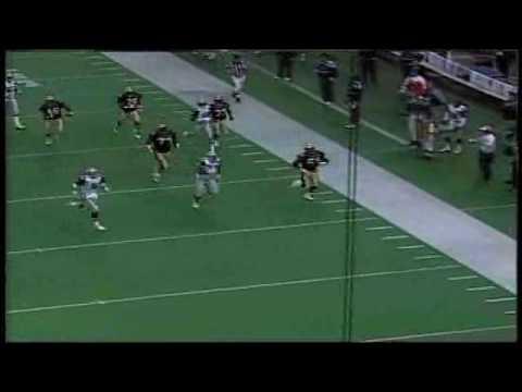 Larry Allen Prevents Pick-Six