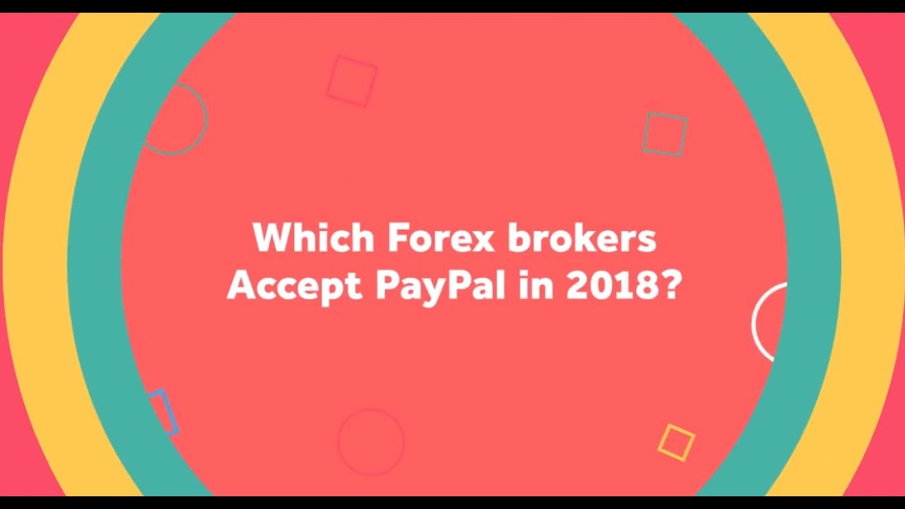 Forex that accept paypal