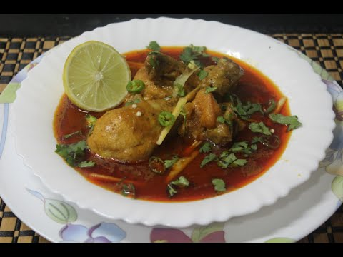 chicken nihari recipe by shireen anwar nihari