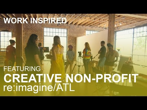 Work Inspired: How a Non-Profit Art Program Got Its Start, with re:imagine/ATL