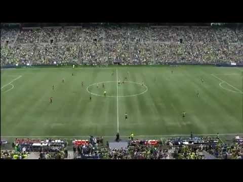 Chivas USA vs. Seattle Sounders - 13/08/11 - [WEEK 22 - Highlights]